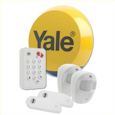Image of The Yale ETF1 Kit1 alarm offers great security and value as well as being quick to install