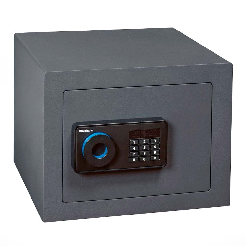 An image of Chubb has been making safes longer than almost anyone.  This Alpha model offers great protection goes here.