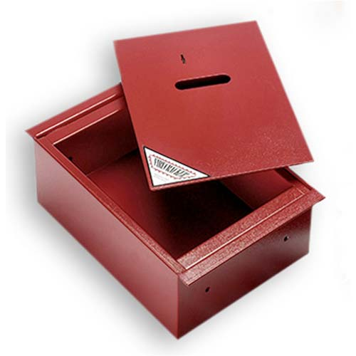 Image of The Firecracker fireproof safe is a great way to make sure that your valuable personal or business documents are secure