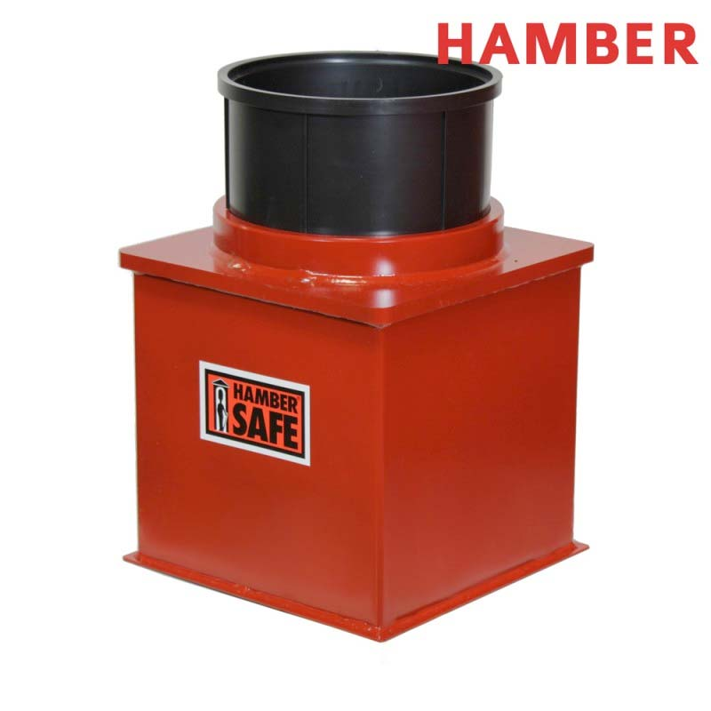 Image of Hamber floor mounted safes offer a great way to keep your valuables secure
